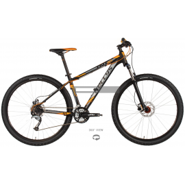 Horský bicykel Kellys TNT 30 dark orange