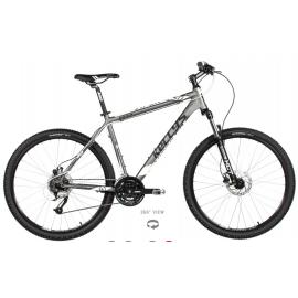 "Horský bicykel Viper 50 grey 27.5"""