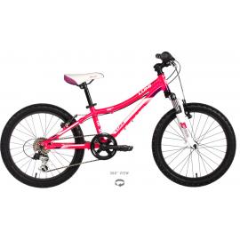 Detský bicykel Kellys Lumi 50 pink