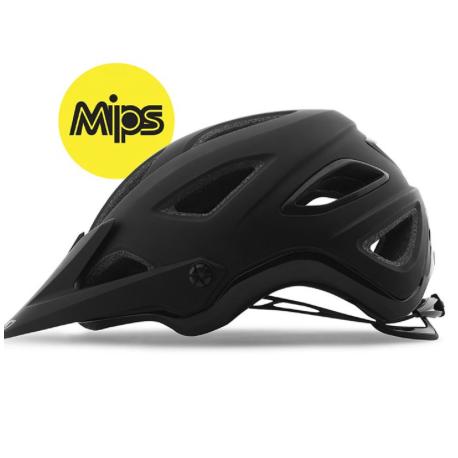 GIRO Montaro MIPS Mat Black/Gloss Black M