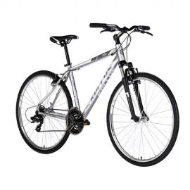 Krosový bicykel Kellys Cliff 10 silver 2018