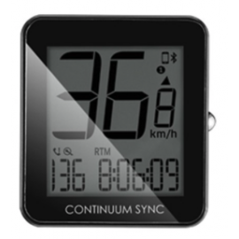GIANT Continuum Sync black with Sensor