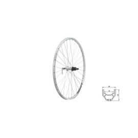 """zapletené koleso DRAFT R, 28/29"""", SILVER"""