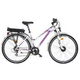 Elektrobicykel Mayo e-XR Basic Trek Lady biely 2018
