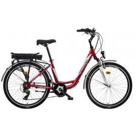 Elektrobicykel Liberty e-Via BB 6-SPD 2019