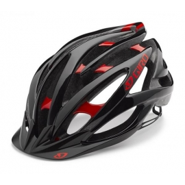 Prilba Giro Fathom Black/Red M