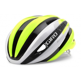 Prilba Giro Synthe yellow/white L