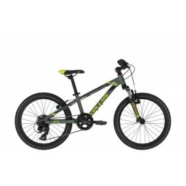 Detský bicykel Kellys 50 green
