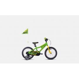 "Ghost Powerkid AL green/yellow (16"") 2021"