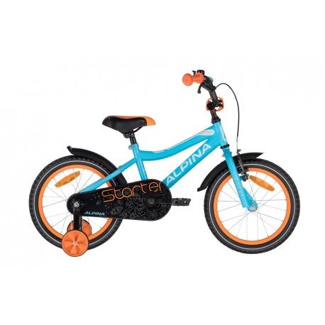 """Alpina Starter blue/orange (16"""") 2021"""